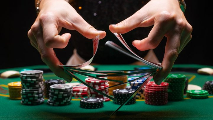 Concerns It's Necessary To Discover Casino Poker