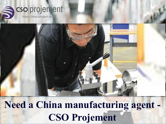 Manufacturing Agent To Stay Clear Production Representative