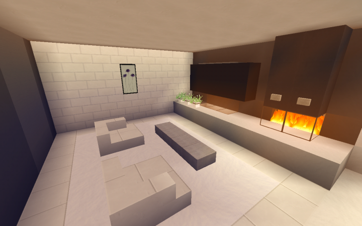 Minecraft Cooking Area Concepts For Service