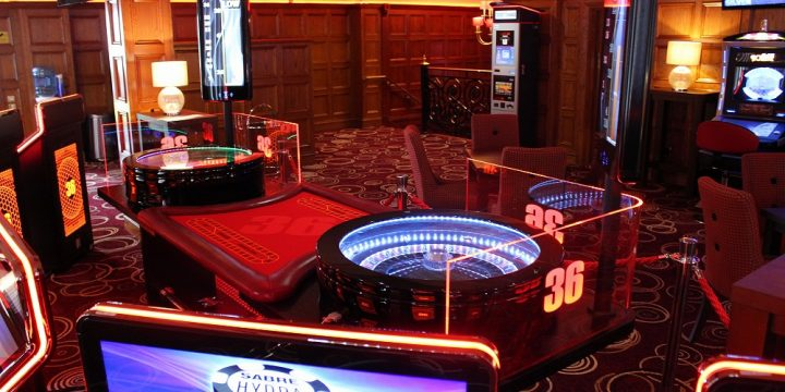 Crucial Components Of Online Casino
