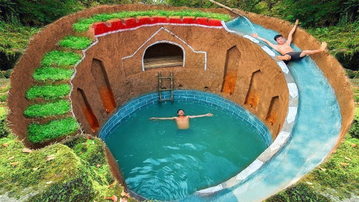 Extra On Swimming Pool Building