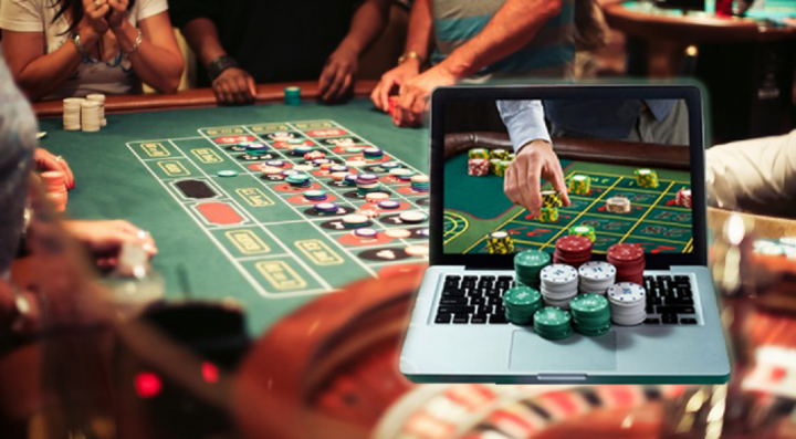 The Key Guide To Online Gambling
