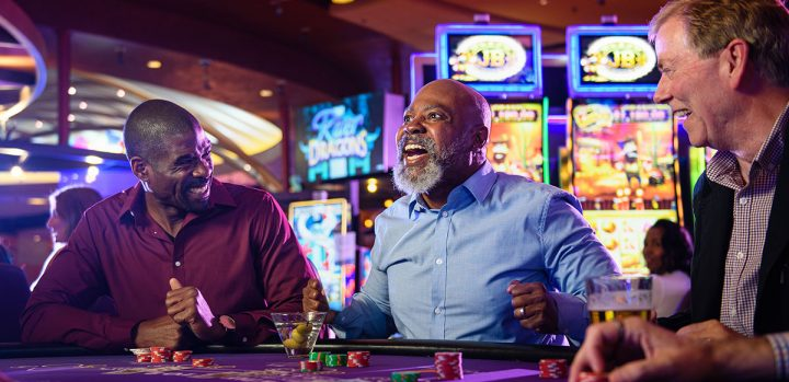 Ten Tips To Start Out Building A Casino